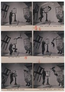 Dalí Atomicus Contact Sheet, 1948