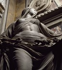 Modesty (1752) by Antonio Corradini