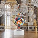 More Takashi Murakami at the chateau de versailles