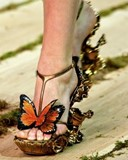 Alexander McQueen 2011 Shoes