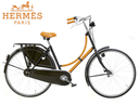 Hermès bicycle