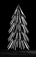 Gareth Pugh Christmas tree