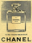 Vintage Chanel No.5 Advert