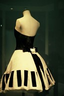 Chanel Vintage Piano Dress