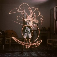 picasso light drawing