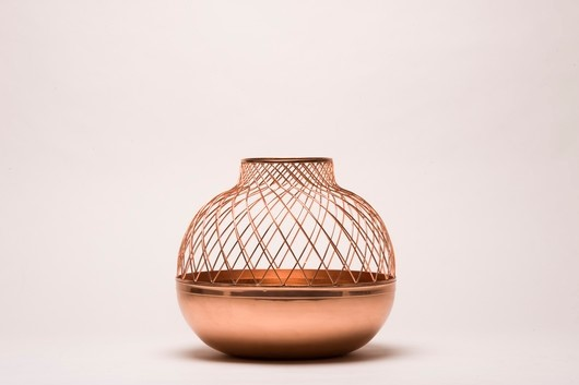 Grid Vases for Gaia and Gino by Hayon Studio