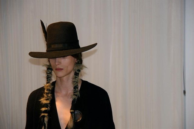 Heather Huey + SIKI IM Hats | AW 11