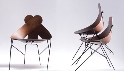 Lucky Love Chair by Maarten Baptist