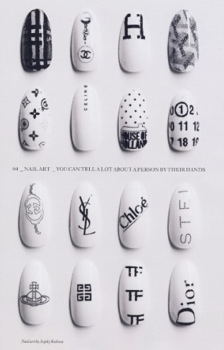 Nail Art by Sophy Robson