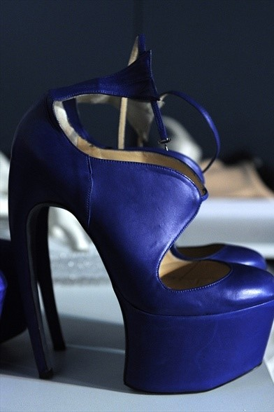 Thierry Mugler Fall Winter 2011 Shoes