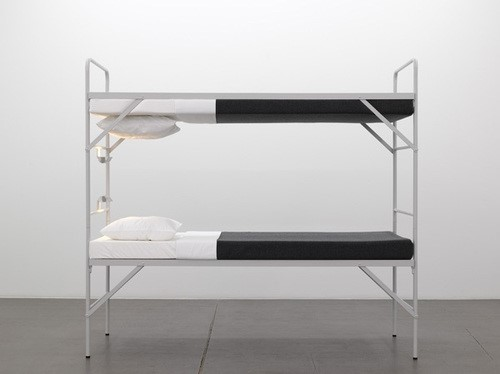 Boy Scout bunk bed