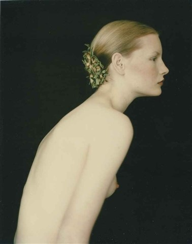 Kirsten Owen by Paolo Roversi, 1989