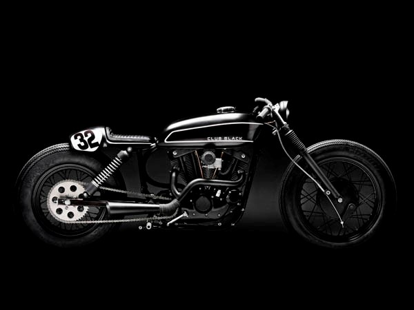 Wrench Monkees custom Harley Davidson sportster