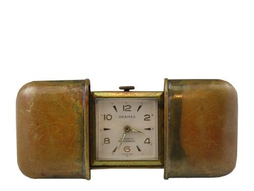 Hermés 1940's travel clock