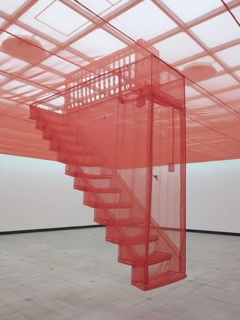 Staircase by Do Ho-Suh