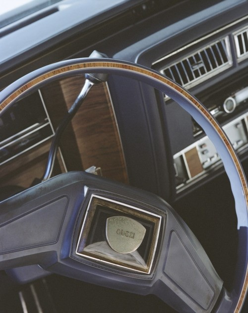 Gucci Car by Tom Sachsfor the new Intersection magazine