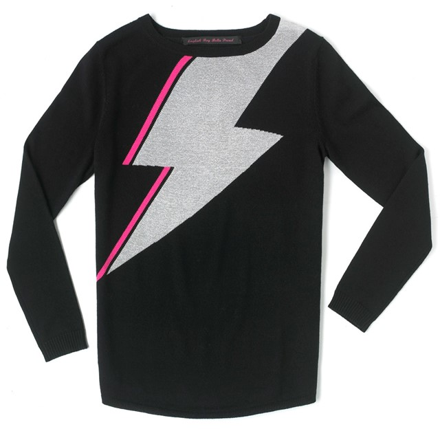 David Bowie inspired jumper