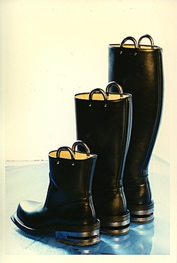 Dirk Bikkembergs Fall Winter 1986-87