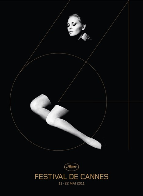 Poster for the 64th Cannes Film Festival