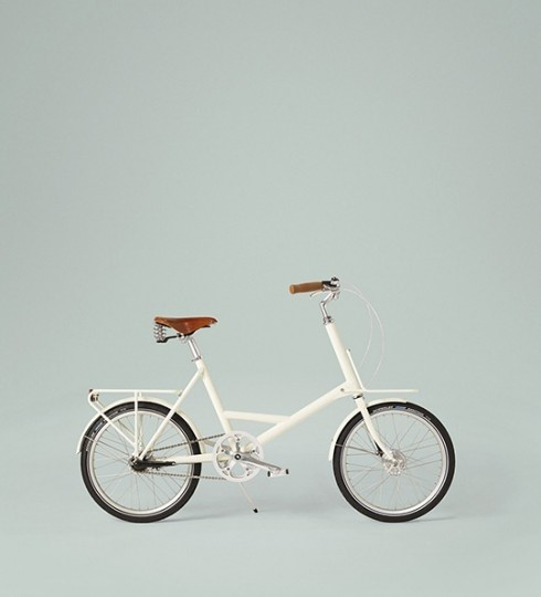 WREN compact bicycle