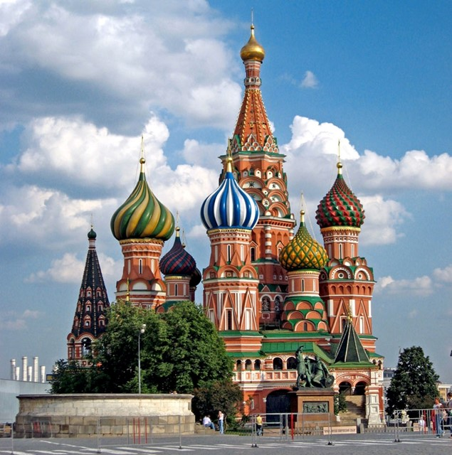 Cathedral of Saint Basil, Moscow