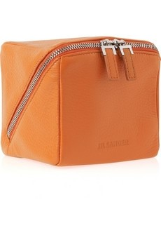 Jil Sander - square cosmetic case