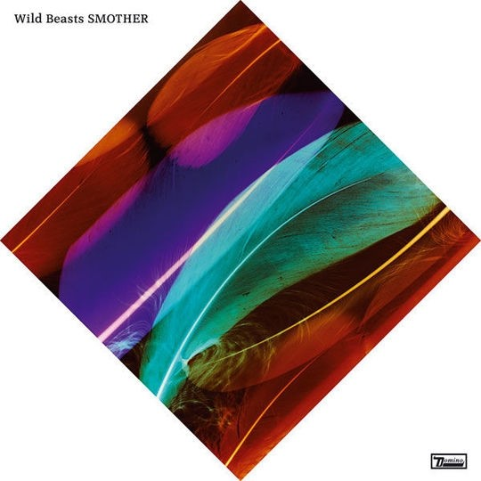 Wild Beasts artwork by Jason Evans