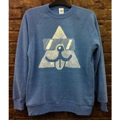 Cat's Head Eco Fleece Raglan