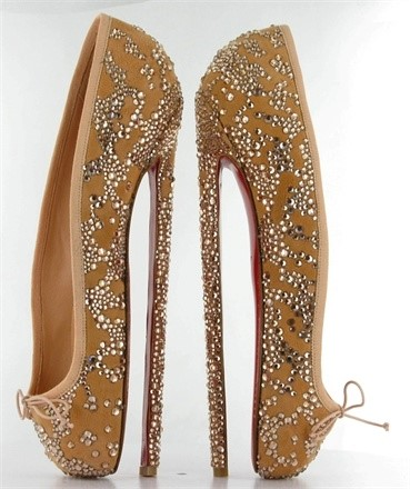 Christian Louboutin: ENB Summer Party Shoes