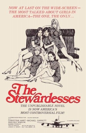 The Stewardesses in 3D (1971)