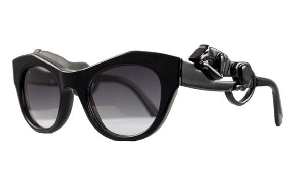 Givenchy panther glasses