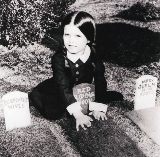 Wednesday Addams in Addams Family (TV series 1964–1966, 1977)