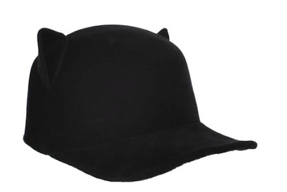 GIVENCHY PANTHER EAR HAT