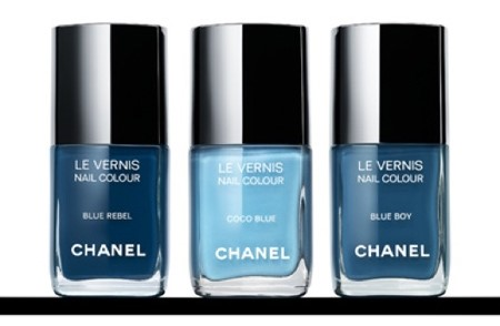 CHANEL LIMITED EDITION DENIM NAIL POLISH FOR VOGUE'S FASHION NIGHT OUT