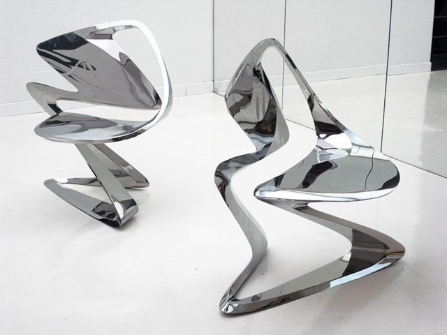 ZAHA HADID - Z CHAIR