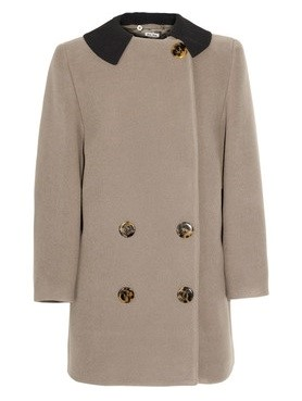 AW2011 Miu Miu Forties-Inspired Coat