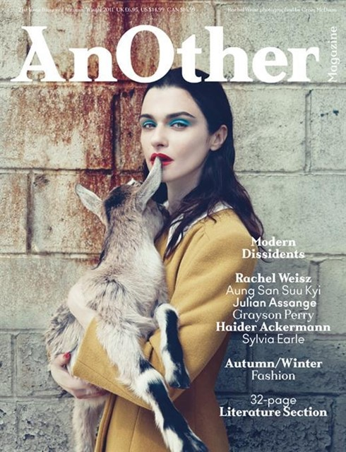 AnOther Magazine Issue 21, A/W11