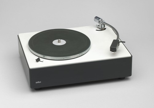 PS 2 Stereo Turntable by Dieter Rams (circa 1963)