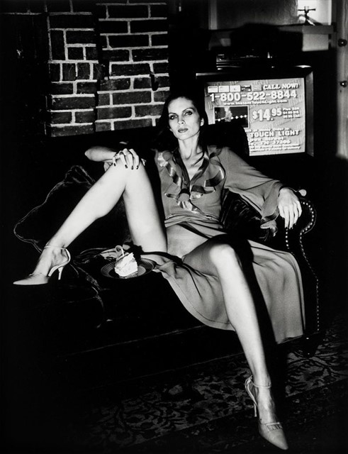 Number 3 by Helmut Newton.