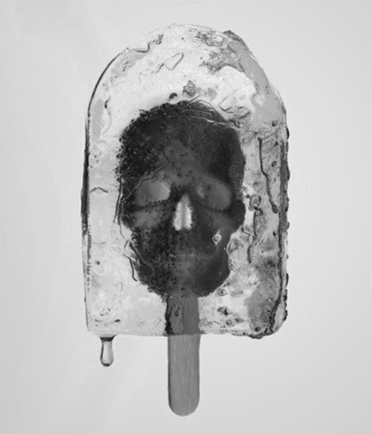 Gothic ice-lolly