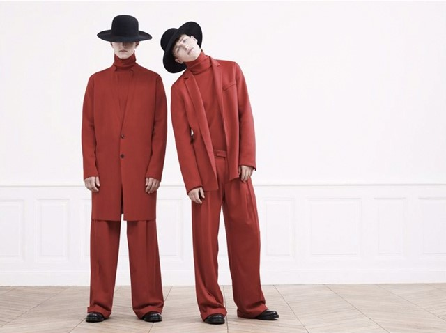 Red, by Dior Homme