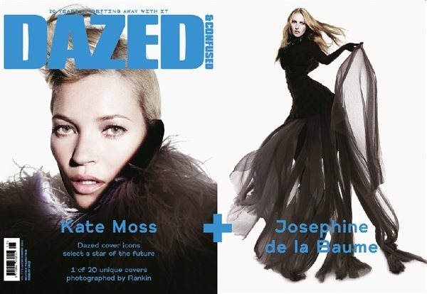 Dazed 20+20 Covers Project by Rankin