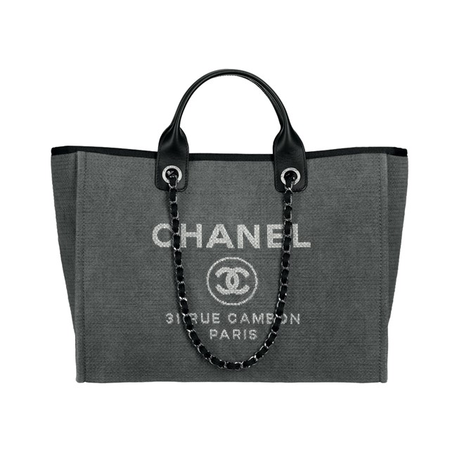 CHANEL Deauville bag, S/S12