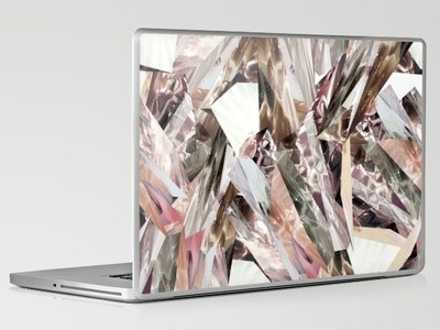 Arnsdorf SS11 Crystal Pattern Laptop