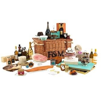 The Imperial Hamper by Fortnum and Mason