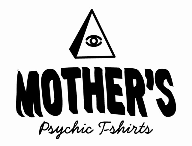 Mother's psychic T-shirts