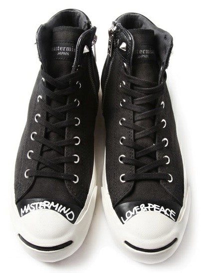 CONVERSE X MASTERMIND JAPAN HI TOP JACK PURCELL