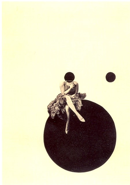 The Olly and Dolly Sisters, 1925 by László Moholy-Nagy