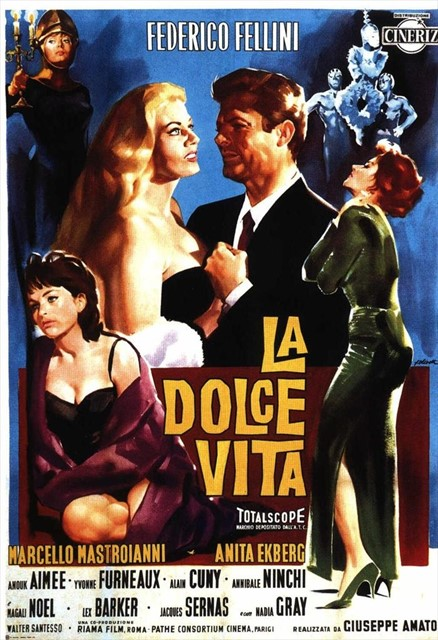 La Dolce Vita by Fellini