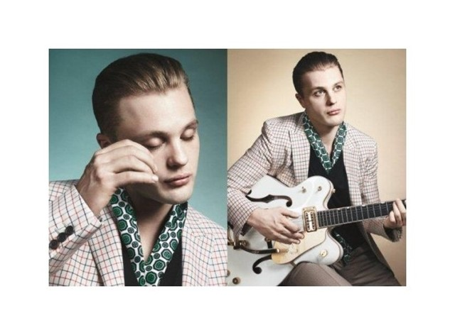 Michael Pitt by David Sims for Prada Spring/Summer 2012 Campaign